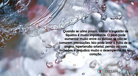Ingestão de líquidos